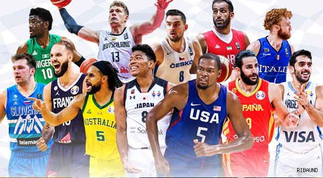 Tokyo 2020'de basketbol heyecanı başlıyor!