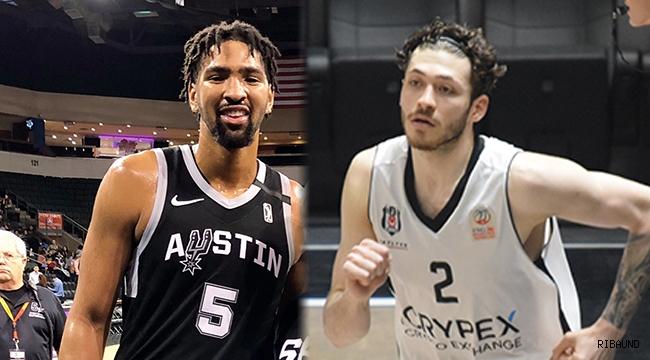 Beşiktaş Icrypex'ten iki oyuncu NBA Yaz Ligi'nde