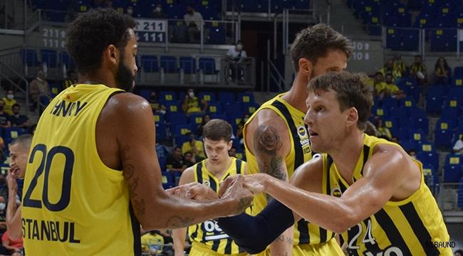 Fenerbahçe Beko Istanball Cup'ta şampiyon