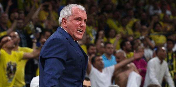 Obradovic: 'Gerçekten mükemmel bir takımız'