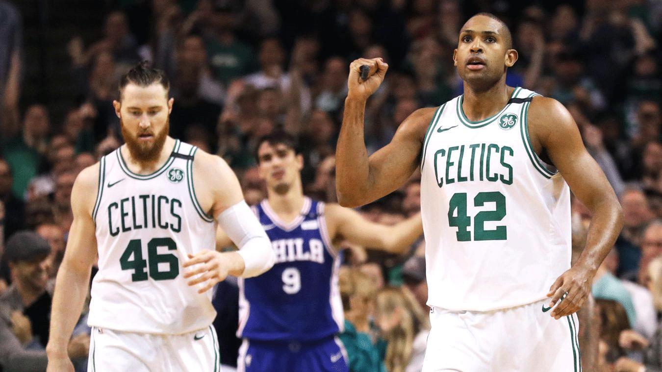 Doğu Konferansı'nın ikinci finalisti Celtics