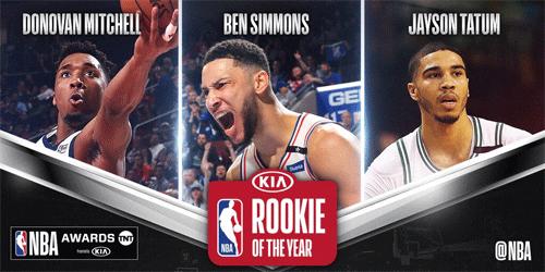 NBA yılın ödülleri için finalistler belli oldu!
