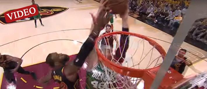NBA'da Gecenin En İyi 5 Hareketi