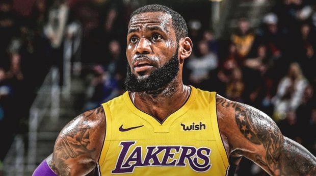 Lakers, LeBron James'i Takaslamayı Düşünmüş!