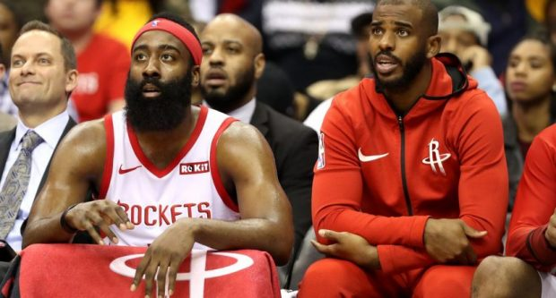 Houston Rockets'ın inancı tam