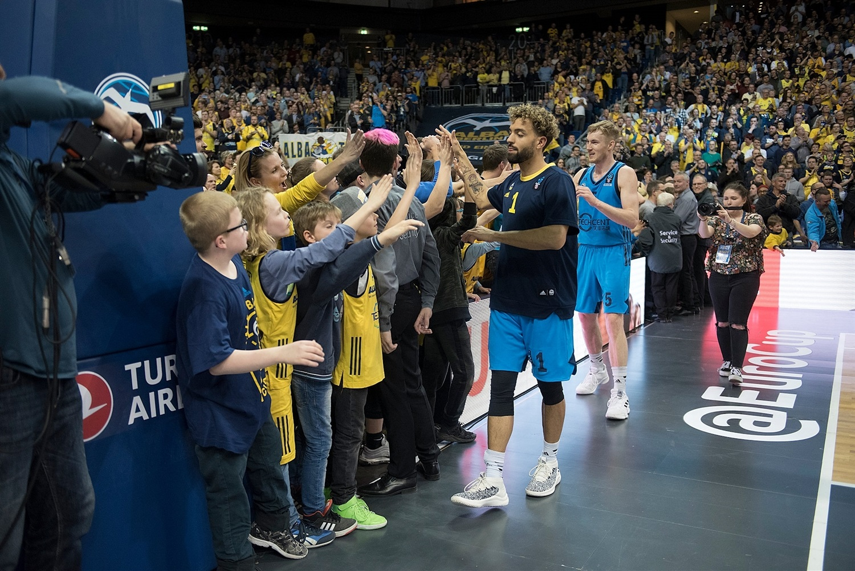 Gelecek Sezon THY EuroLeague'de Mücadele Edecek İkinci Alman Takımı Belli Oldu