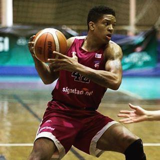 Sigortam.net İTÜ Basket'in Skoreri Chad Frazier'dan Karakter Göstergesi