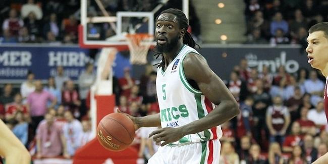 Maurice Ndour, EuroLeague'e geri döndü