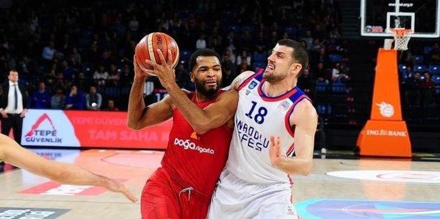 Efes-Galatasaray eşleşmesinde ikinci randevu