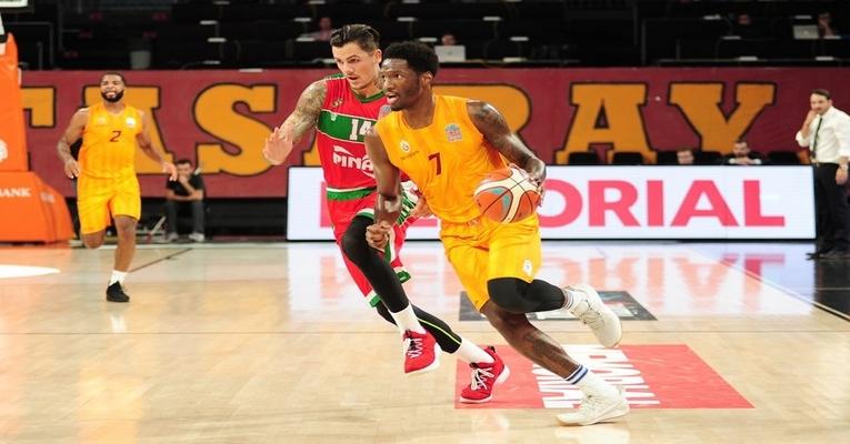 Galatasaray'ın Yıldızını Zalgiris Kaunas Kaptı