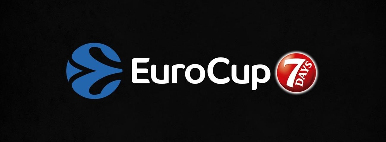 7Days EuroCup'ta temsilcilerimizin grupları belli oldu!