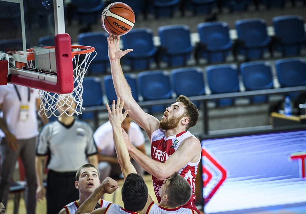 U20 Erkek Milli Takımımız, Karadağ engelini Onuralp Bitim ile aştı!