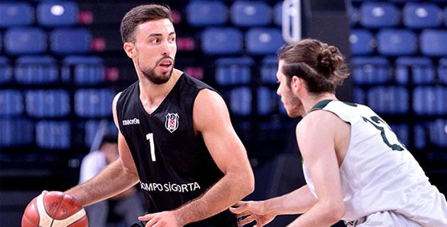TÜBAD Mehmet Baturalp Turnuvası'nda ilk galibiyet Beşiktaş Sompo Sigorta'dan