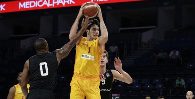 13. TÜBAD Mehmet Baturalp Turnuvası'nda şampiyon Galatasaray DS