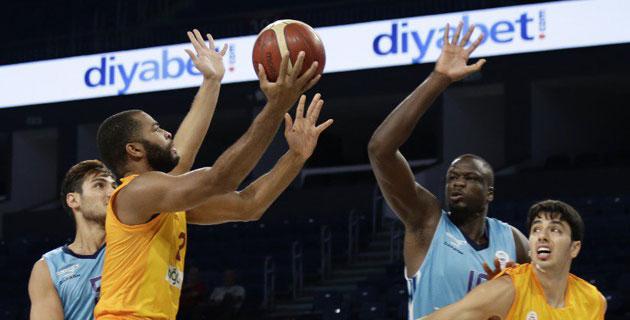 Galatasaray DS, TÜBAD Mehmet Baturalp Turnuvası'na galibiyetle başladı