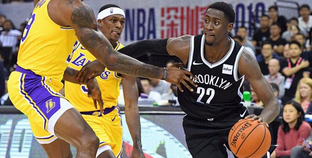 Çin Fatihi Brooklyn Nets