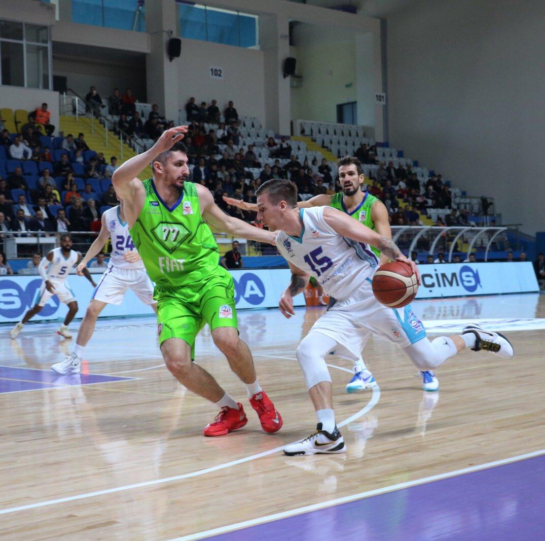 TOFAŞ'ın ING Basketbol Süper Ligi'ndeki serisi sürüyor