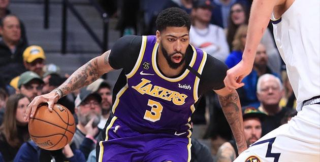 Lakers doludizgin