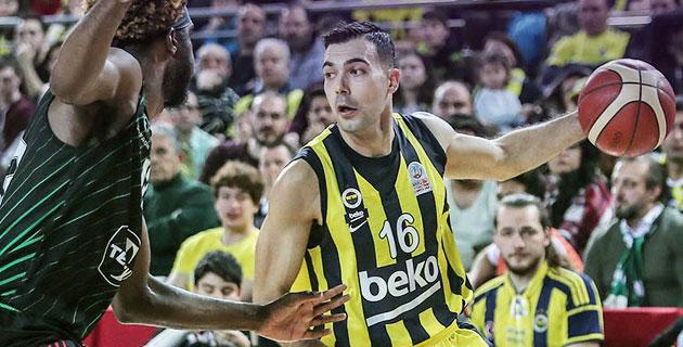 Fenerbahçe Beko, Kupa'daki unvanını korudu